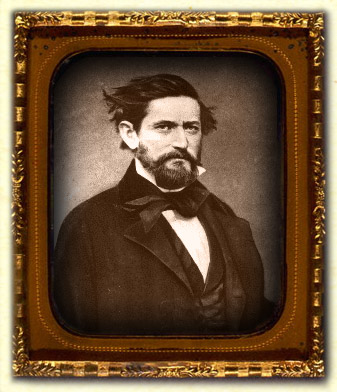 "Captain John Coffee ""Jack"" Hays, legendary Texas Ranger"