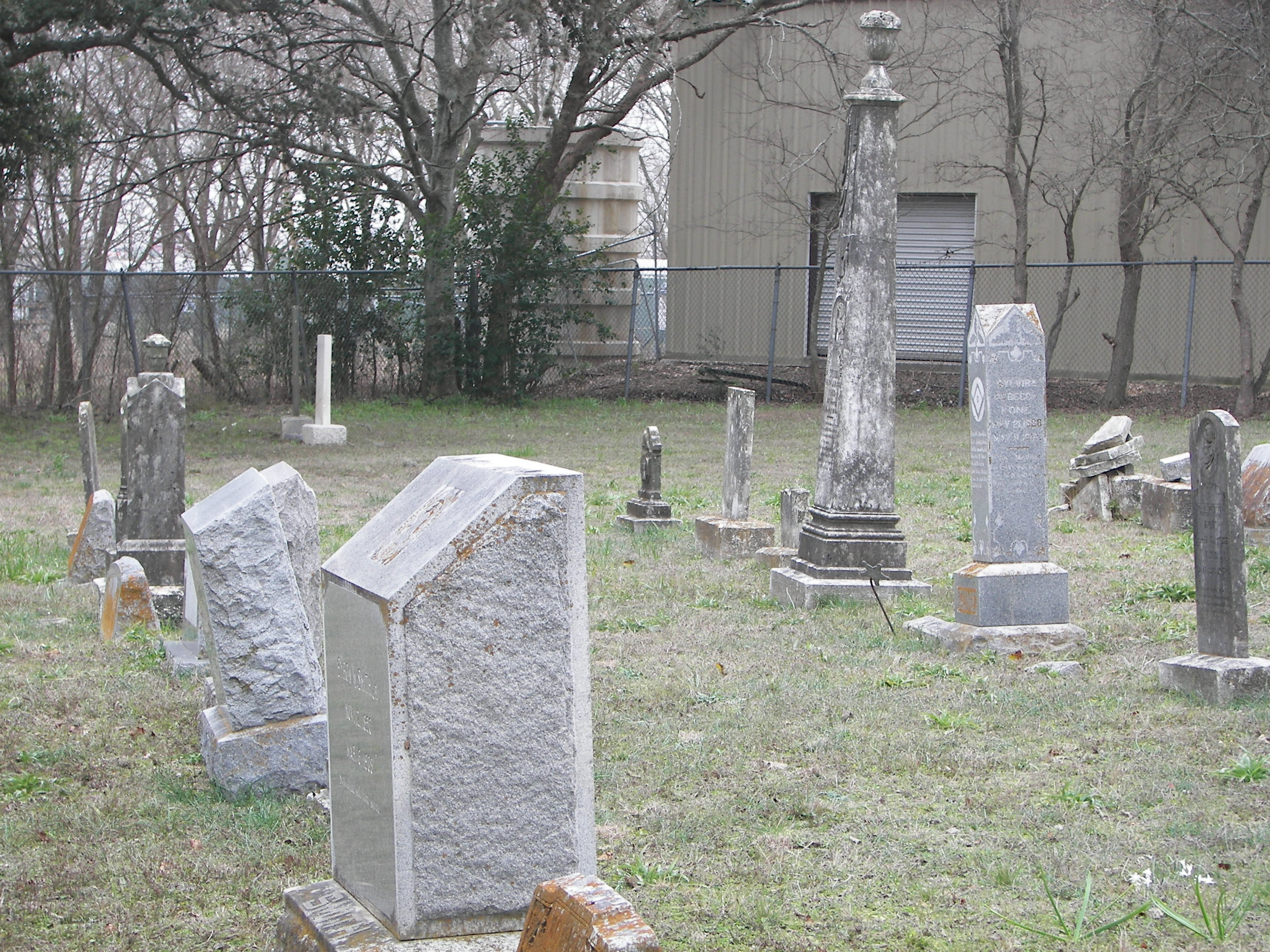 493476dc717e Histories of Hays County Cemeteries – M through R