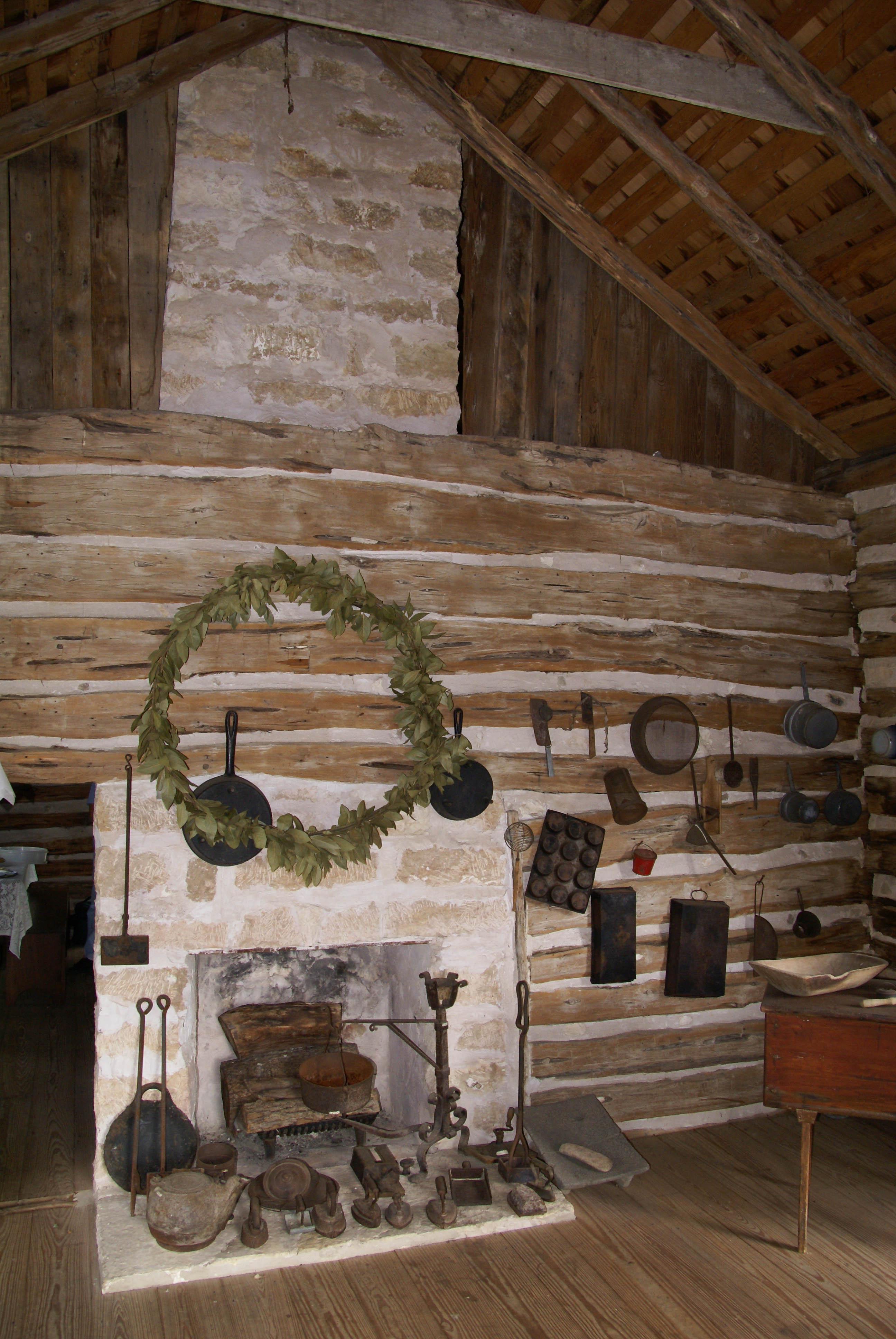 claiborne kyle log house a genuine dogtrot log home