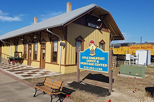 Kyle Railroad Depot & Heritage Center
