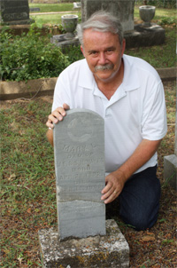 Tombstone Returned to Rightful Owner