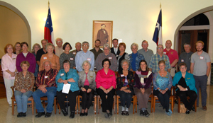 New Members for Historical Commission for 2013-1015