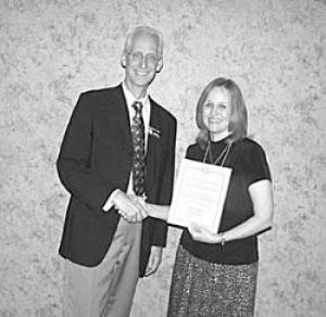 Hays Historical Commission Honored